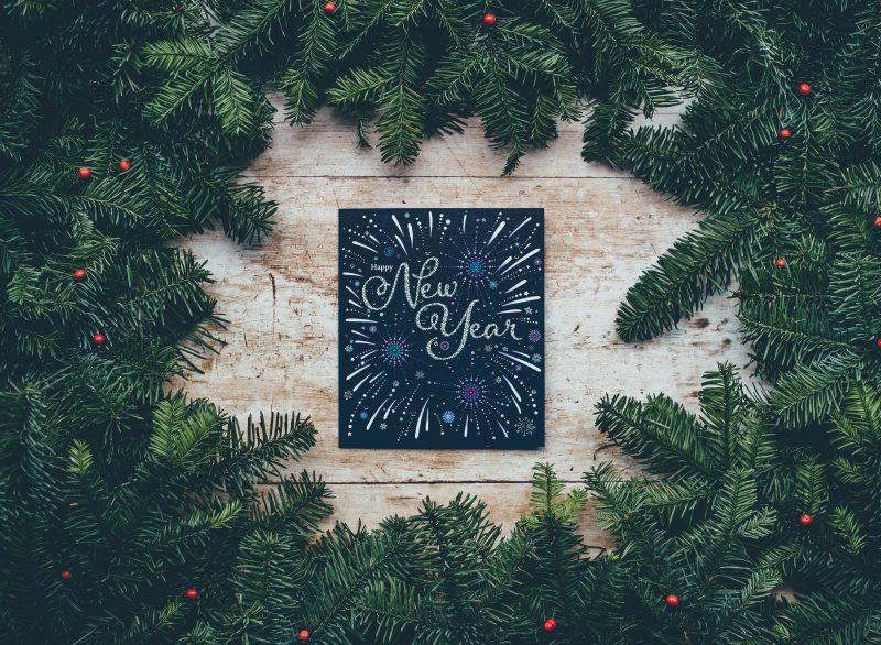 Te deseo un verdadero año nuevo, vida nueva.