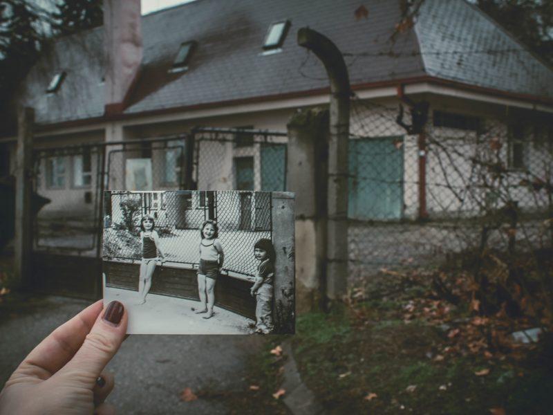 Un viaje al pasado puede transformarte positivamente